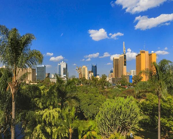 Nairobi City Image